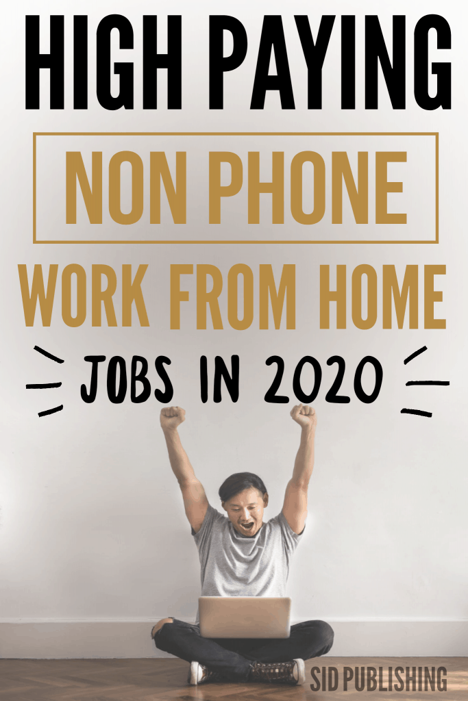 high-paying-non-phone-work-from-home-jobs