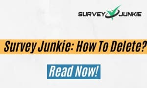 How To Delete Survey Junkie Account?