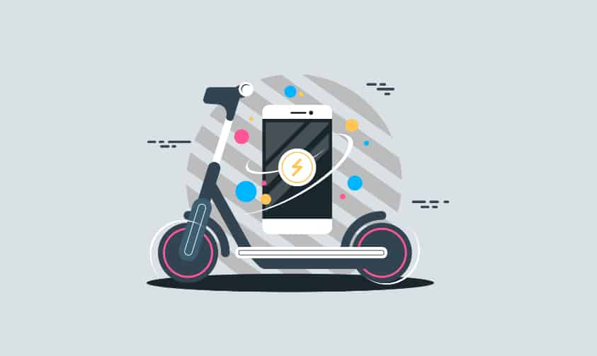 make-money-with-truck-charging-scooters