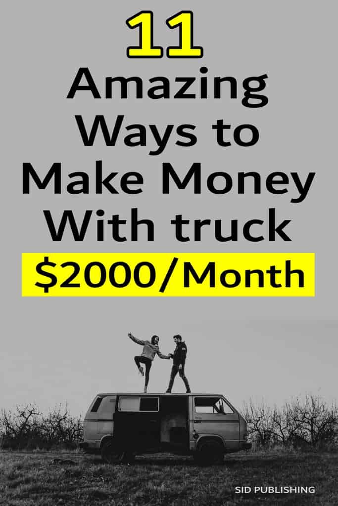 make-money-with-truck