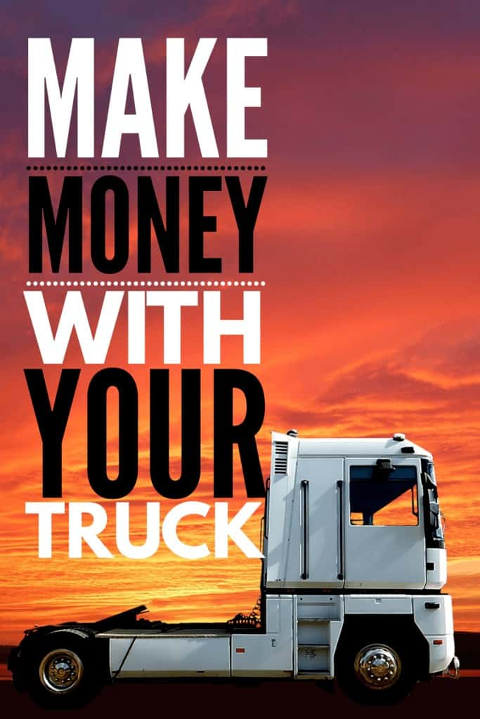 apps-make-money-with-truck-in-2020